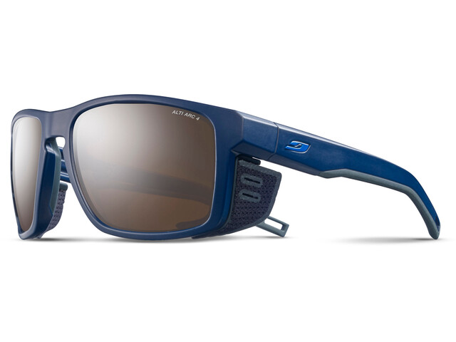 Julbo Shield Alti Arc 4 - Gafas - marrón/azul